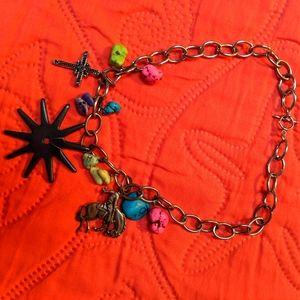 Western Spur Necklace